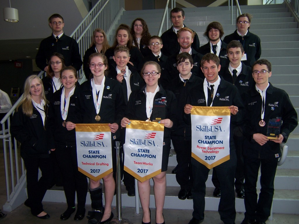 SkillsUSA Norris Chapter attends state conference | Norris School ...