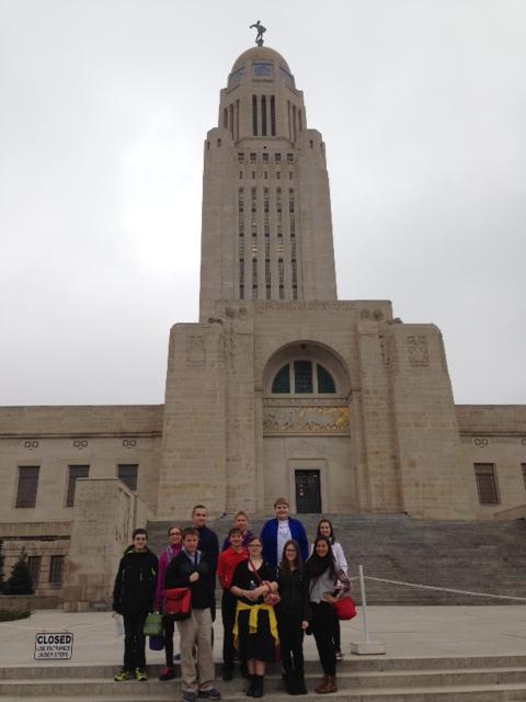 Norris School District: Norris History Bee Students Traveled To Des Moines, Iowa