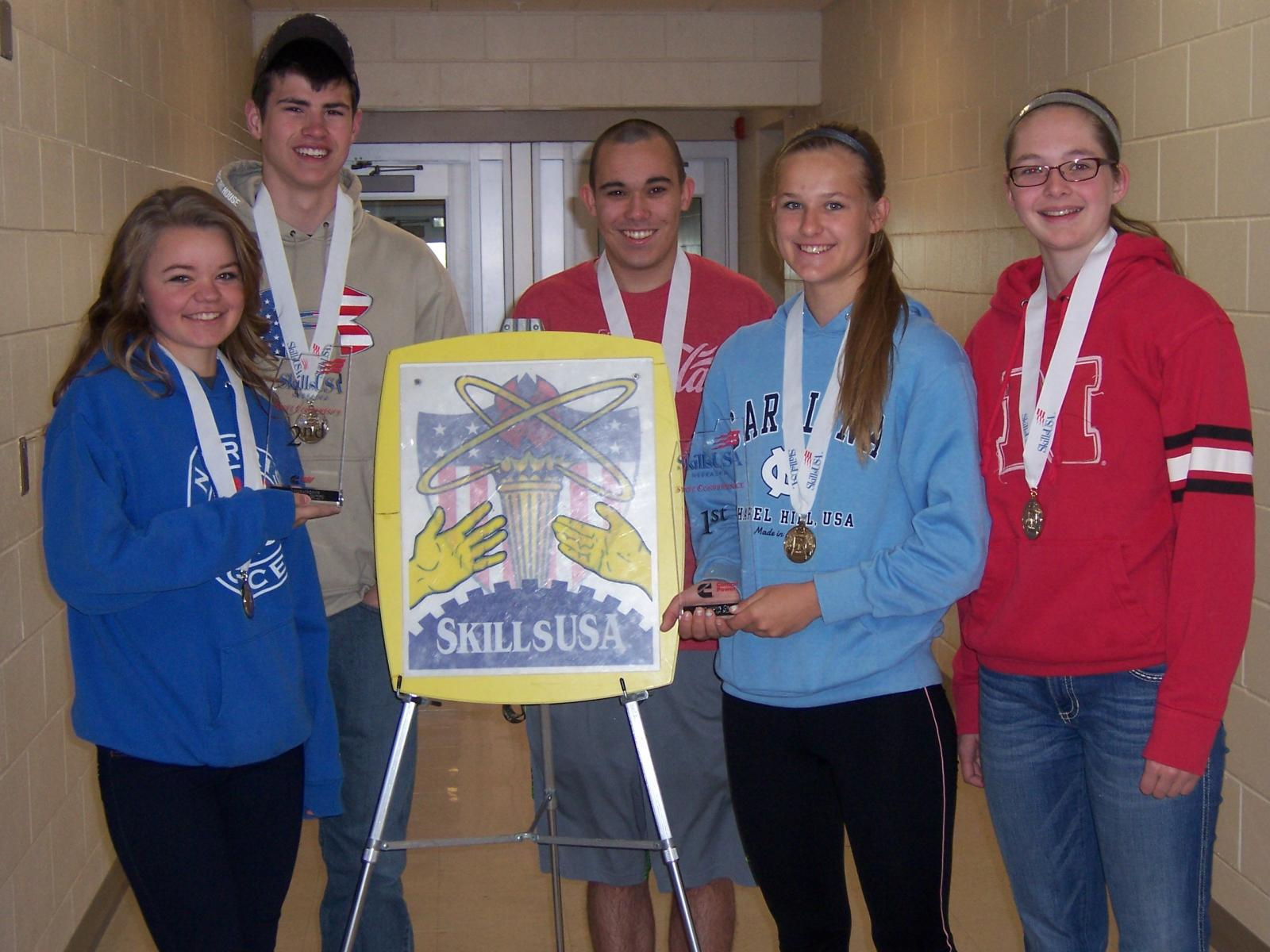 SkillsUSA Norris Chapter Competes at state conference. | Norris ...