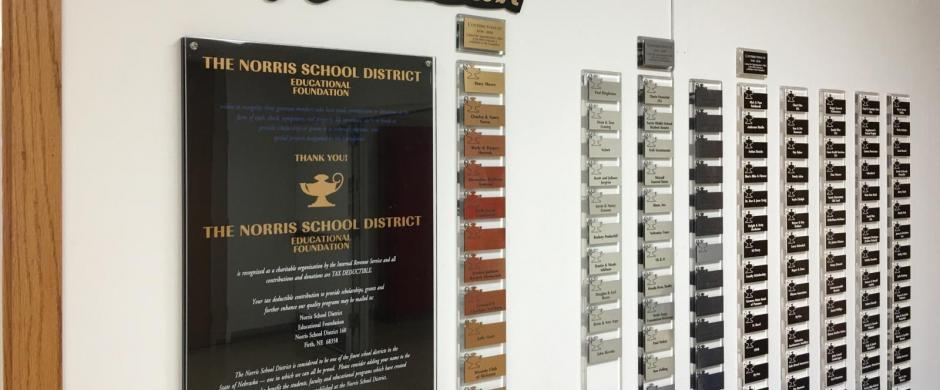 Norris Foundation Awards SEED grants to teachers