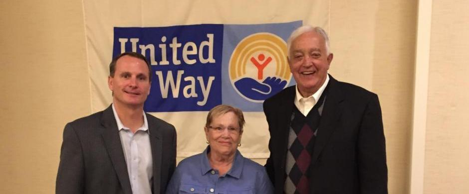 Norris District honored by United Way