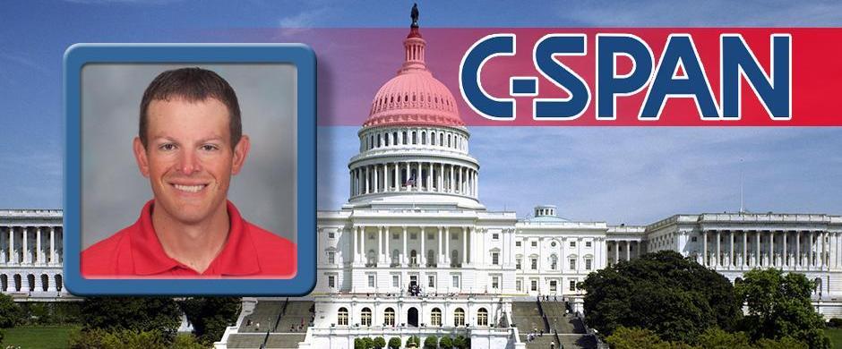 Norris teacher Steinkuhler wins DC Trip for C-SPAN Educator Conference
