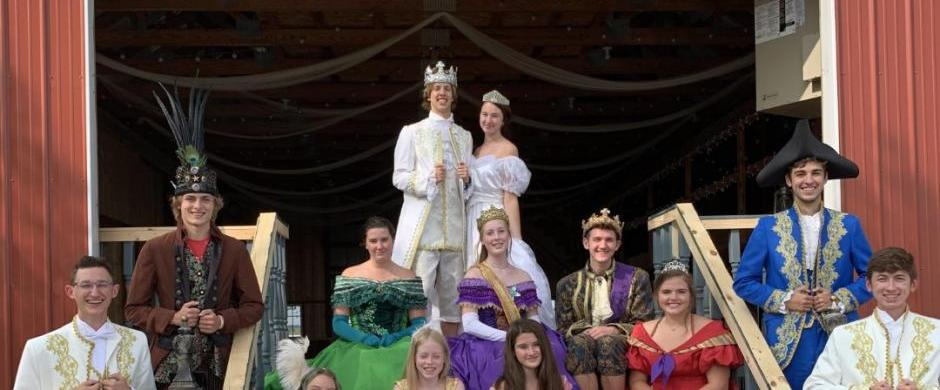 Norris High School proudly presents Cinderella