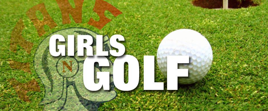 High School Girls - Golf practice begins August 6th