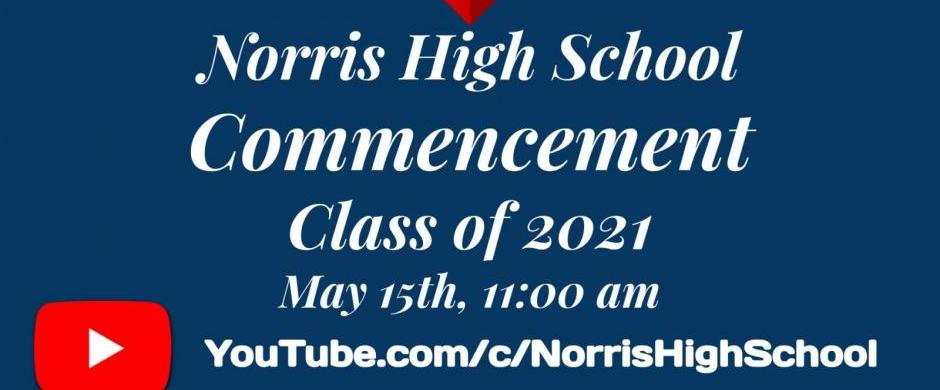 NHS Commencement LIVE stream