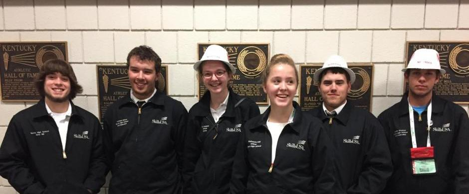Norris Students attend 2017 SkillsUSA National Conference