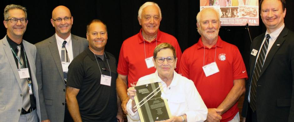 Norris Board Members Honored by State School Boards Association