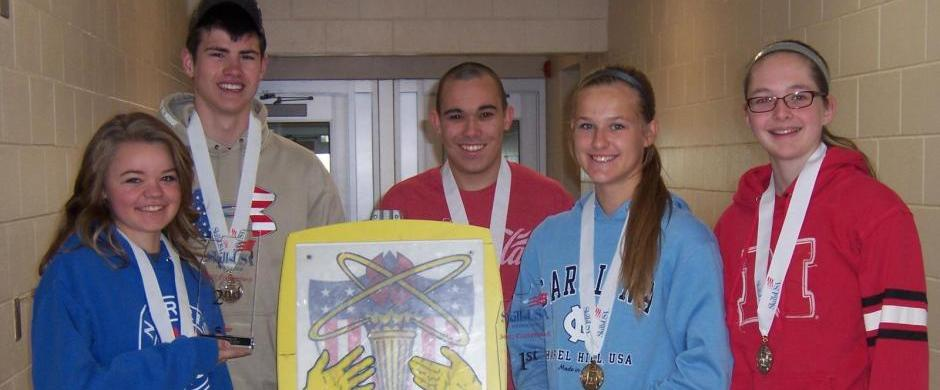 SkillsUSA Norris Chapter Competes at state conference.