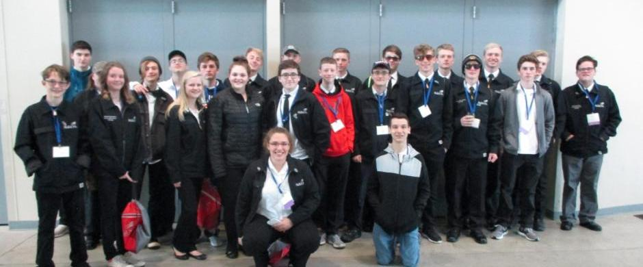 SkillsUSA Norris Chapter goes to the Nebraska State Conference