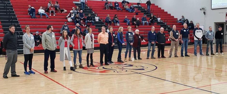 Norris TeamMates recognize mentors and board