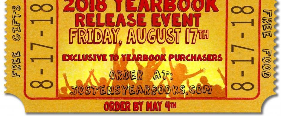 Yearbook Release Event