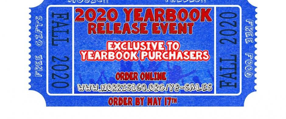 2020 YEARBOOK release event