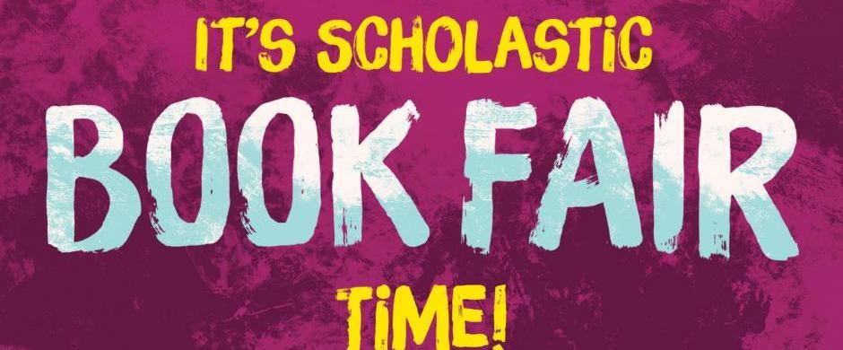 Middle School Book Fair September 16-September 23