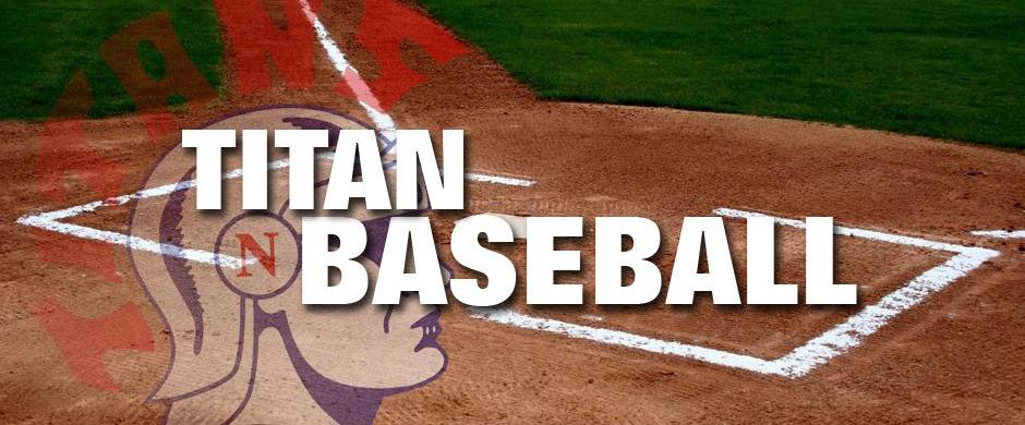 The Norris Titans Varsity uses big fourth inning to beat Concordia/Brownell-Talbot/Omaha Christian Academy, 10-2