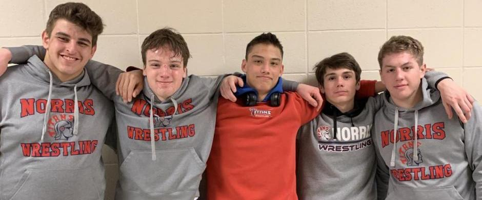 Five Survive Districts to Make State Tournament