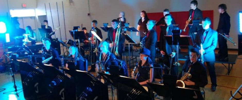 Big Band Dance night coming April 10th