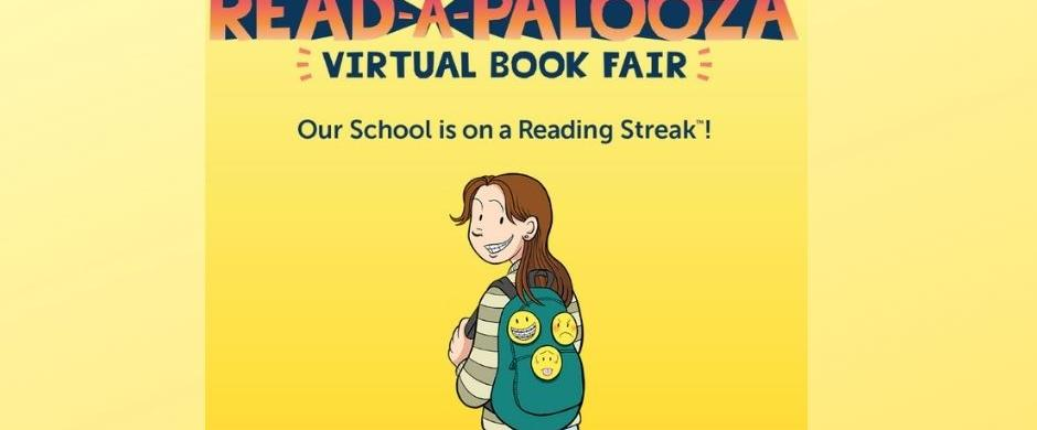 Middle School Virtual Book Fair