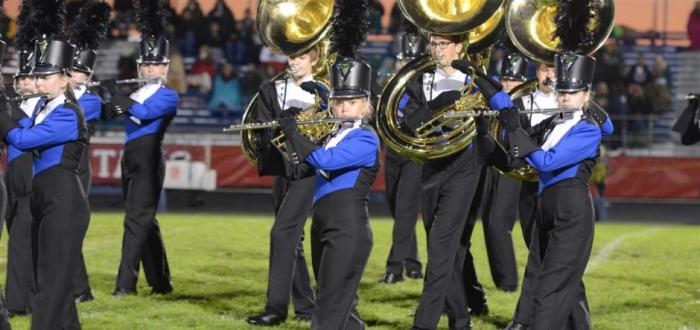 Norris Band headed to DC for Independence Day Parade