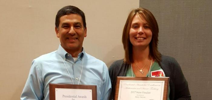 Norris Teachers Named Finalists for Presidential Awards for Math and Science Teaching