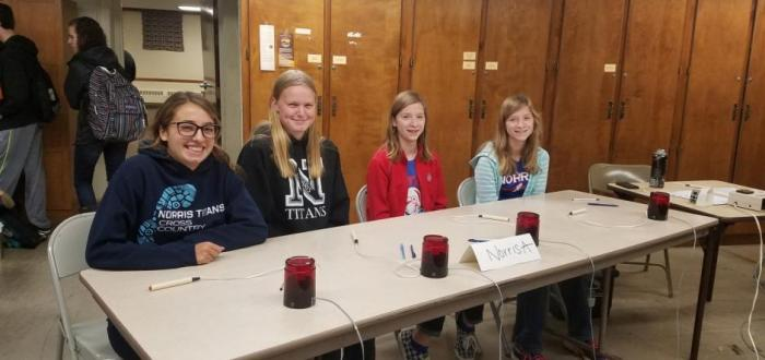 Middle School Quiz Bowl Travels to Seward