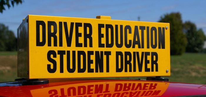 Driver Education class offered at Norris High School