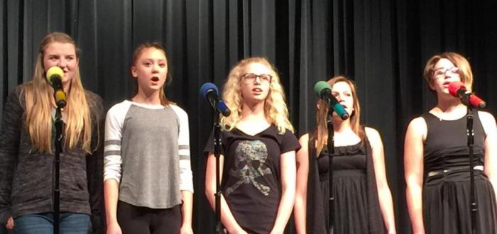 21st Annual Norris Middle School Talent Show