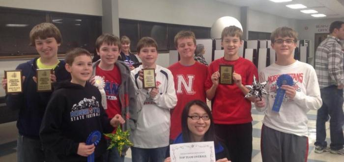 MS MathCounts best overall at Lincoln Christian