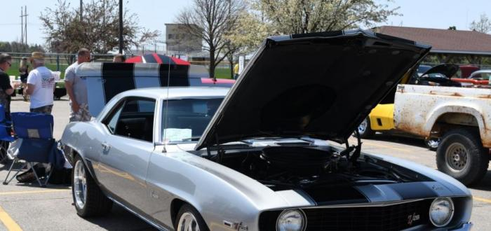 SkillsUSA Norris Chapter Car show