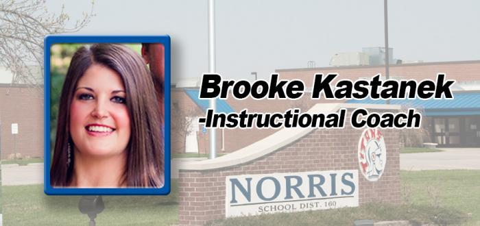 Welcome Brooke Kastanek