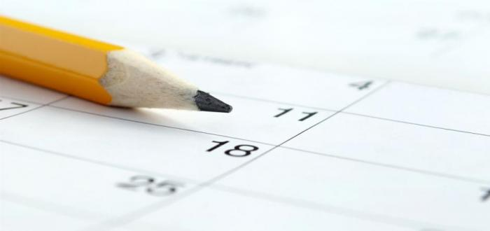 First Day of School August 18 & other important calendar reminders for 2015-16