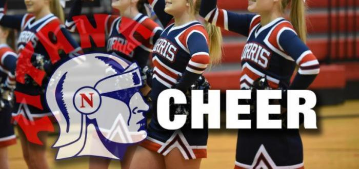 NHS Cheer Invites You to the 21/22 Cheer Tryouts!