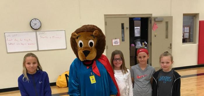 """Intermediate students exceed goal for """"Jump Rope for Heart"""""""