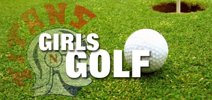 High School Girls - Golf practice begins August 6th