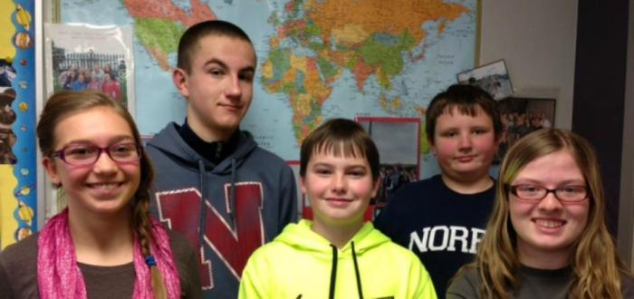MS students qualify for Regional History Bee