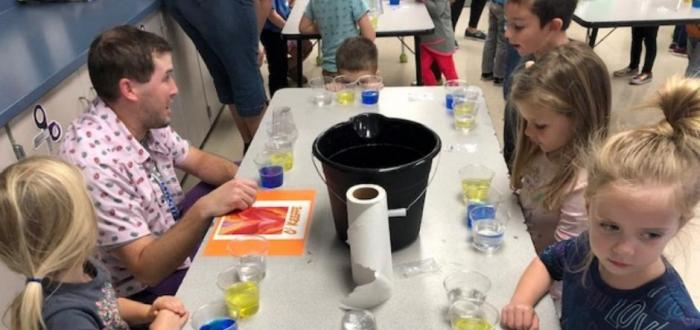 Norris Elementary Science Day