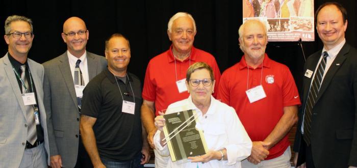 Norris Board Members Honored by State School Boards Association