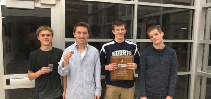 Quiz Bowl team finishes as EMC runner-up