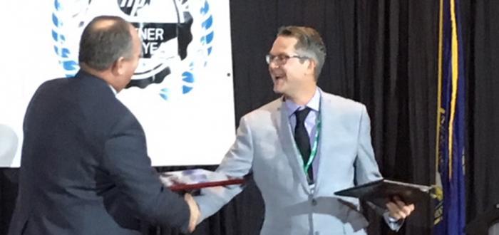 Dr. Skretta named Nebraska superintendent of the year