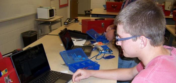 Norris Foundation Seed Grant buys Arduinos
