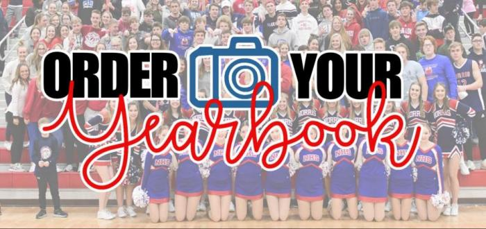 Purchase a 2020 HS Yearbook