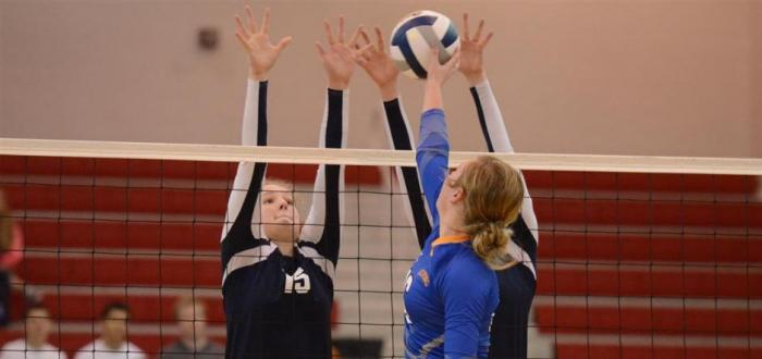 Norris cruises past Gering, qualifies for State Volleyball tournament