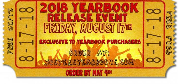 Yearbook Release Event