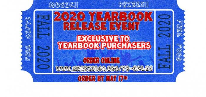2020 YEARBOOK release event