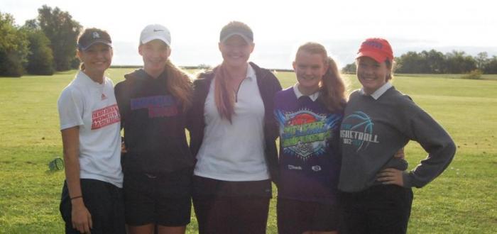 Titan Golfers Earn Medals
