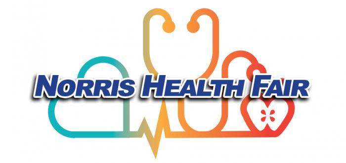 Health Fair at Norris!
