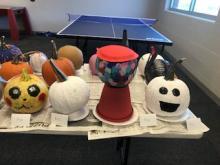 TeamMates pumpkins