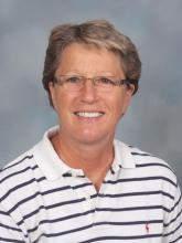 Ann Schroeder, Norris teacher and coach (retired)