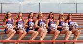 Norris Sapphire Dance Team 2017-2018